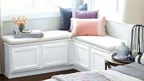 Kitchen Storage Bench Seat Plans by Kitchen Table With Corner Bench Seating U2013 Thelt Co