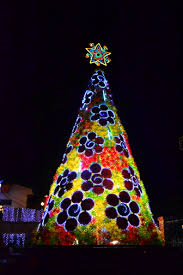 giant recycled christmas tree cnn ireport