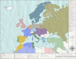 Ottoman Europe by Continental Europe 1900 By Mdc01957 On Deviantart