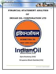 Objective Of Financial Statement Analysis Financial Analysis Of Indian Oil Ltd Cost Of Capital Price