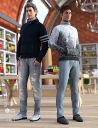high neck sweatshirt textures 3d models and 3d software