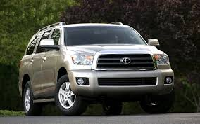 toyota car information toyota sequoia full size suv sequoia wallpapers and information
