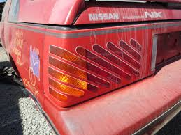 nissan pulsar 1983 junkyard find 1989 nissan pulsar nx the truth about cars