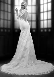 robe de mari e original déco mariage vue robe entière dos original dentelle 30 robes de
