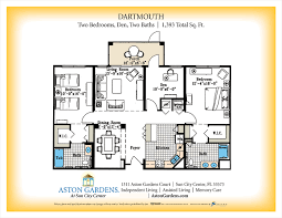 Dartmouth Floor Plans Senior Living Floor Plans Aston Gardens At Sun City Center