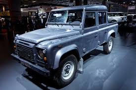 land rover kenya file land rover defender double cab pick up skyfall mondial de