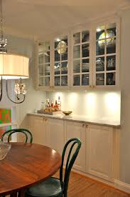 Cottage Dining Room Ideas by Ikea Cabinet Built In For Section Near Dining Room Home Decor