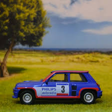 renault r5 turbo renault 5 turbo by norev u2013 www scalemodel photography