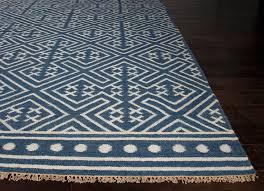 Weave Rugs Indigo Batik Flat Weave Rug Dear Keaton