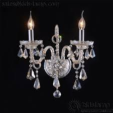 Wall Chandelier Glass Transparent Chandelier Wall Lights L