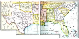 Map Of The Southern States by File Maury Geography 056 057 Southern States Jpg Wikimedia Commons