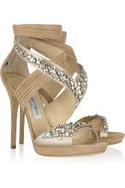 Wedding Shoes Jimmy Choo White Highclass Women Wedding Shoe By Jimmy Choo Adworks Pk