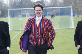 eton college godolphin house blazers club colours