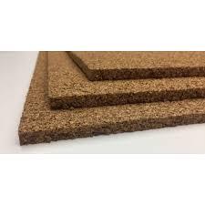 pannelli per isolamento termico soffitto 20 pannelli di isolante in sughero supercompresso 100 x 50 cm