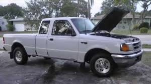 Ford Ranger Truck 2008 - 1996 ford ranger extended cab 4 cylinder manual youtube
