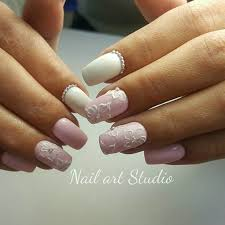854 best two color nails images on pinterest color nails spring