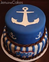 nautical cake nautical cake jenuine cakes