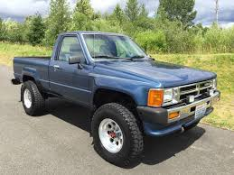 1988 toyota truck 1988 toyota 4x4 single cab truck for sale 11 900 50k