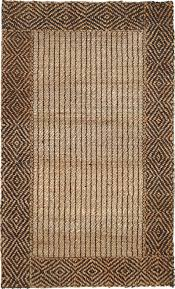 Pottery Barn Round Rug by Jute Rugs With Borders Roselawnlutheran