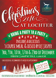 Christmas Party Night - lochter