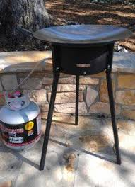 Texas Fire Pit by Portable Fire Pit And Cooking Area The Garden Pinterest Bbq
