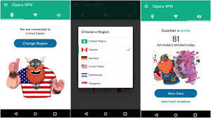 opera launches unlimited free vpn for android