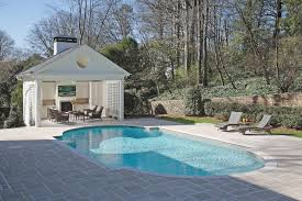 Pool Houses And Cabanas Home Exterior Renovation And Designs Atlanta