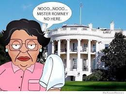 Family Guy Cleaning Lady Meme - mister romney no here weknowmemes