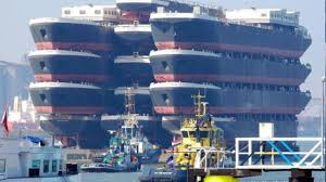 largest ship in the world worlds biggest ship of all time x20 titanic youtube
