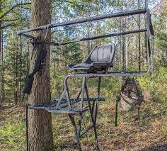 skunk ape tree stand ladder tree stand deer stand stand