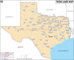 Texas lakes images Texas lakes map list of lakes in texas jpg
