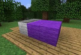 Minecraft How To Make A Bed How To Make Furniture In Minecraft Minecraft Wonderhowto