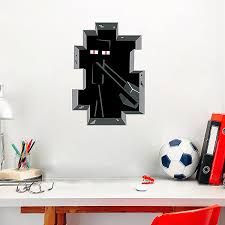 enderman minecraft wall stickers wall decals wall stickers