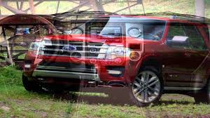 Expedition Specs 2017 Ford Expedition Car Specs Performance Show Youtube