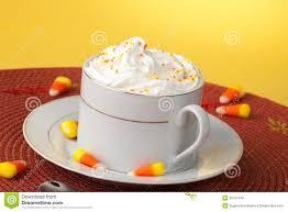 pumpkin spice coffee royalty free stock image image 26151446
