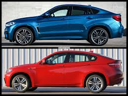 bmw x6 series price photo comparison f86 bmw x6 m vs e71 bmw x6 m