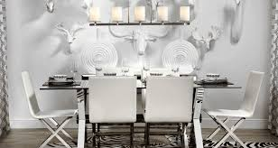 Axis Dining Table Inspired By This Cosmopolitan Entertaining Look On Z Gallerie