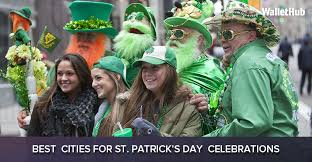 2017 u0027s best cities for st patrick u0027s day celebrations wallethub