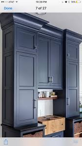 sherwin williams navy blue kitchen cabinets the navy blue