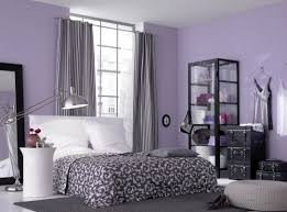 comfortable light purple bedrooms with additional home design