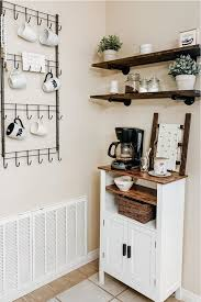 coffee kitchen cabinet ideas 40 best coffee bar ideas stations for 2021