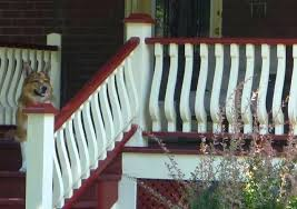 porch rail tropical x porch railing idea metal porch railing home