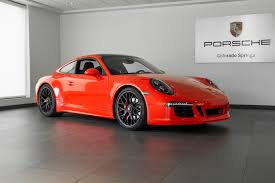 porsche 911 orange 2016 porsche 911 carrera 4 gts for sale in colorado springs co