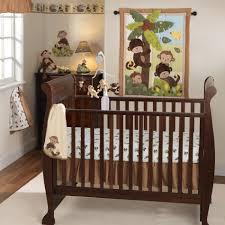 Portable Crib Bedding Lambs Bedtime Originals Friendly Forest 3 Crib Bedding