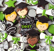 graduation cookies how to make decorated boy graduation cookies lilaloa how to