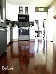 Pergo Laminate Flooring Pergo Kitchen Progress Update Snazzy Little Things
