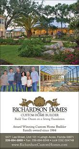 christians in business richardson homes inc details