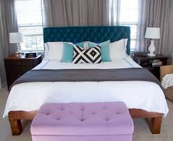 Tufted Headboard Bed Stylish Tufted Headboard Bed Glitter And Goat Cheese Diy Velvet