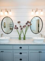 Decorating Bathroom Mirrors Ideas by 5 Things Every U0027fixer Upper U0027 Inspired Farmhouse Bathroom Needs