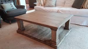 Industrial Rustic Coffee Table Furniture Farmhouse Coffee Table End Tables Rustic Oversized